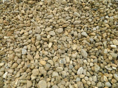 "septic rock Houston - 1 1/2"" pea gravel - 1 1/2 inch pea gravel"